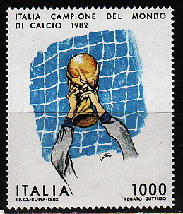 Italy, 1982 World Cup, Italy champion, 1v