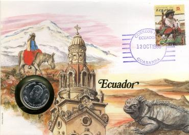 Equador, 1981 1 p.+ cover